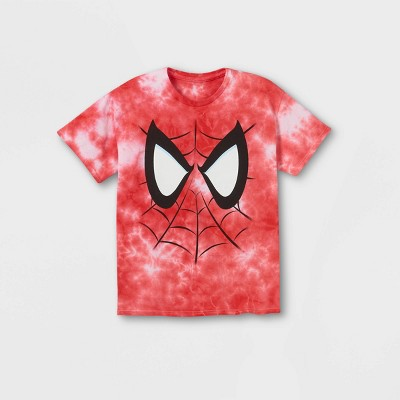 Boys' Marvel Spidey Short Sleeve Graphic T-Shirt - Red