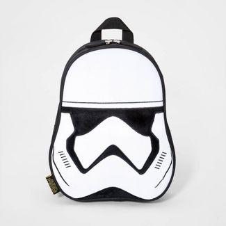 Boys' Star Wars Stormtrooper Mini Backpack - Black/White