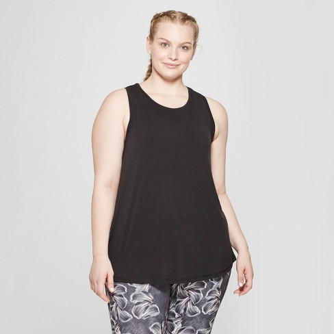 Women's Plus Size Active Tank Top - C9 Champion® - image 1 of 2