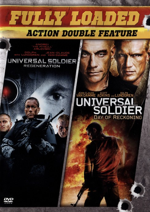 Universal Soldier Day Of Reckoning/Un (DVD) - image 1 of 1