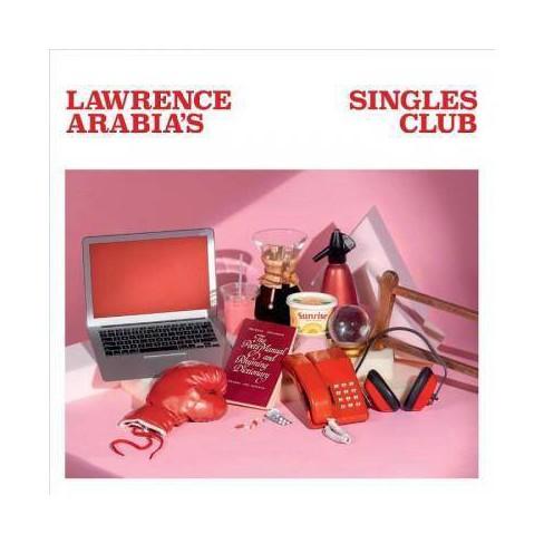 Lawrence Arabia - Lawrence Arabia's Singles Club (CD) - image 1 of 1