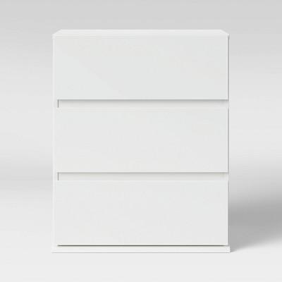 3 Drawer Modular Chest White - Room Essentials™
