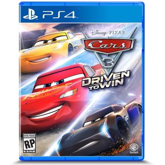 Cars 3: Driven to Win PlayStation 4