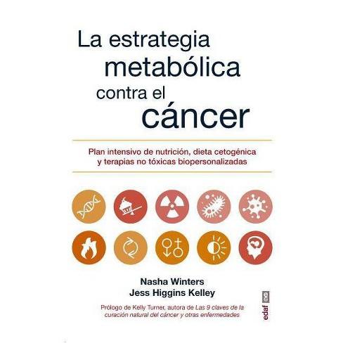 La Estrategia Metabolica Frente Al Cancer - by  Nasha Winters (Paperback) - image 1 of 1