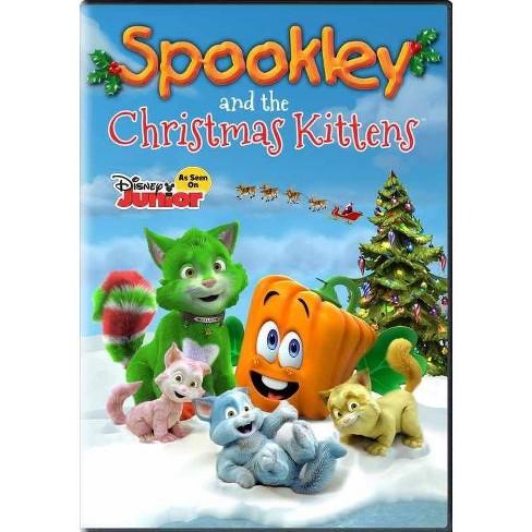 Kittens For Christmas 2020 Spookley And The Christmas Kittens (DVD)(2020) : Target