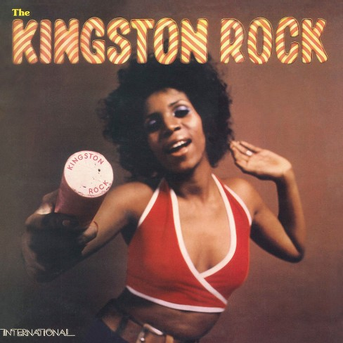Horace andy - Kingston rock (Earth must be hell) (Vinyl) - image 1 of 1