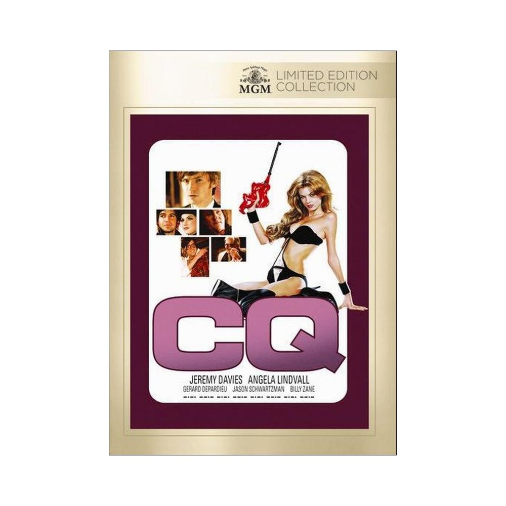 Cq (Dvd), Movies