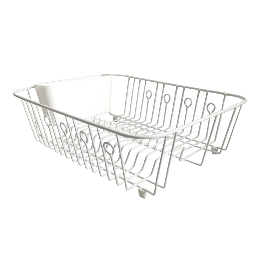Kitchen Storage Racks, Holders and Dispensers White - Room Essentials