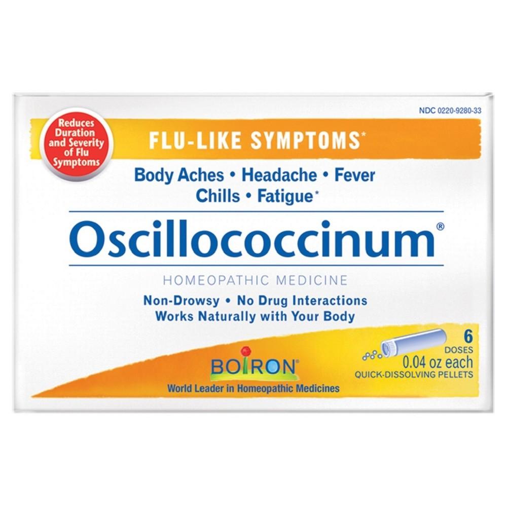 Boiron Oscillococcinum Quick Dissolving Pellets
