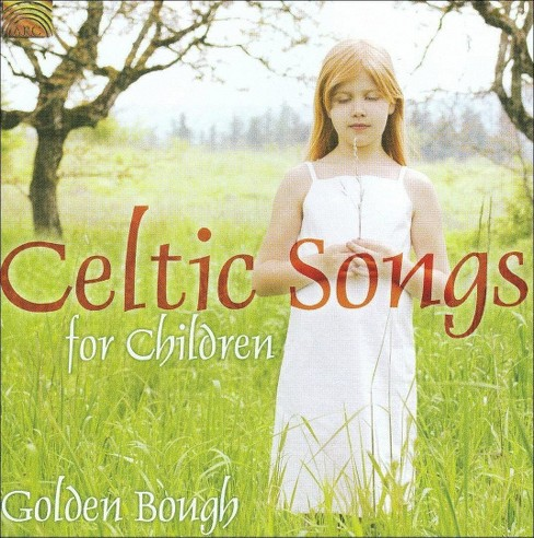 Golden bough - Celtic songs for children (CD) - image 1 of 1
