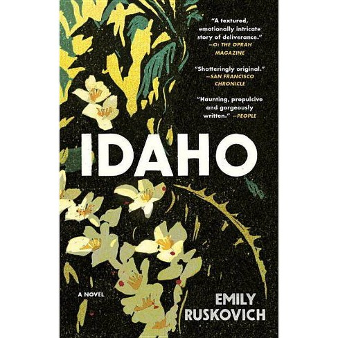 Idaho - by  Emily Ruskovich (Paperback) - image 1 of 1