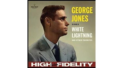 George Jones - Sings White Lightning And Other Favor (Vinyl) - image 1 of 1