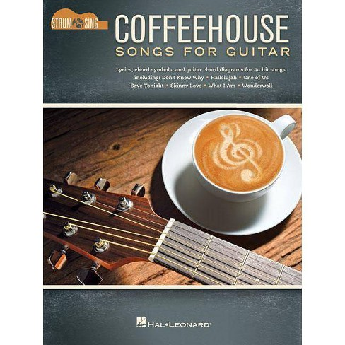 Coffeehouse Songs for Guitar - (Paperback) - image 1 of 1