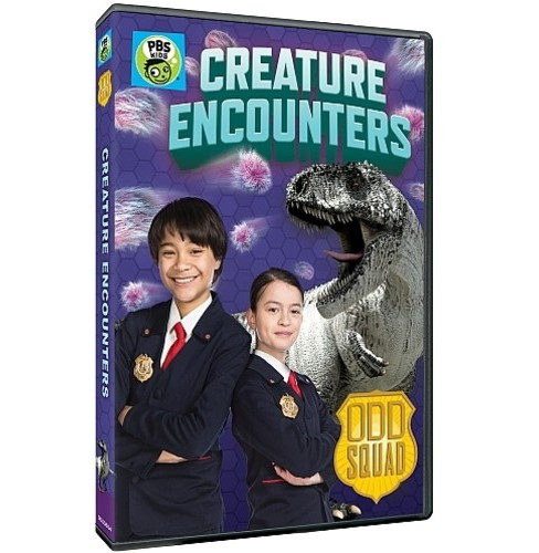 Odd squad:Creature encounters (DVD) - image 1 of 1