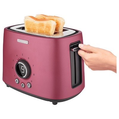 Sencor Metallic 2 Slice Toaster