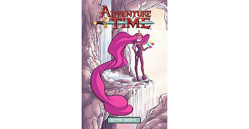 Adventure Time 4 : Bitter Sweets (Reprint) (Paperback) (Kate Leth) - image 1 of 1