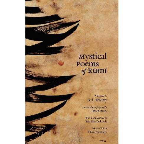 Mystical Poems of Rumi - by  Jalal Al Rumi (Paperback) - image 1 of 1