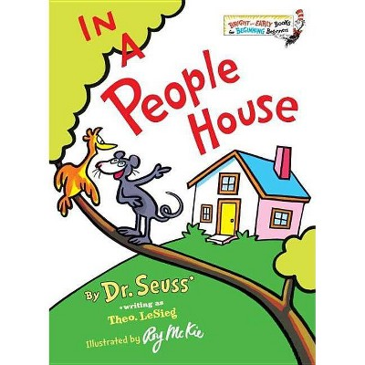 In A People House by Dr. Seuss (Hardcover)