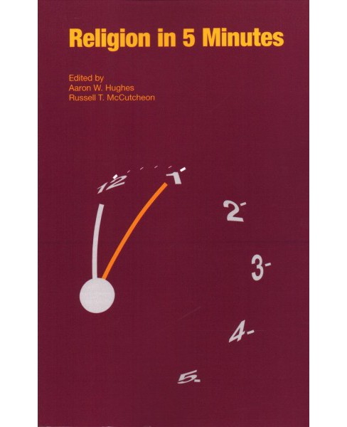 Religion in 5 Minutes -  (Paperback) - image 1 of 1