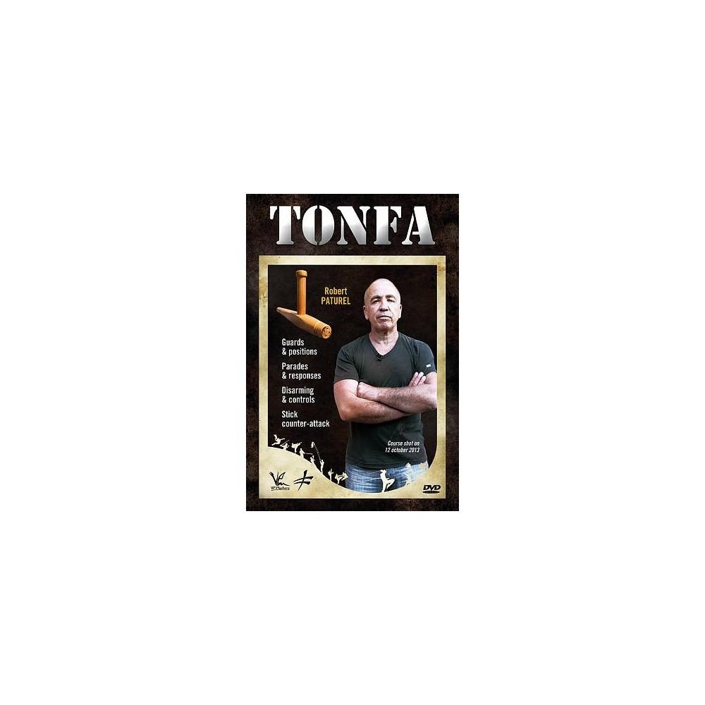 Tonfa:Guards Responses Disarming (Dvd)