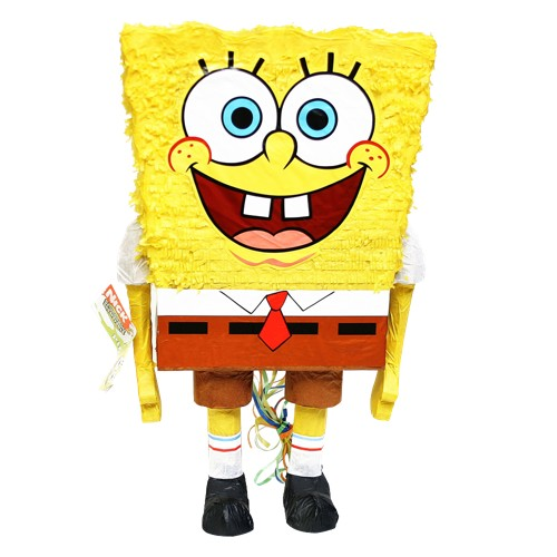 SpongeBob Squarepants Pinata, Kids Unisex