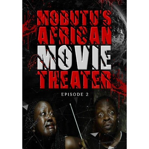 Mobutu's African Movie Theater: Episode 2 (DVD) - image 1 of 1