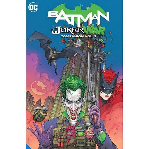 Batman: The Joker War Companion Vol. 2 - (Hardcover) - image 1 of 1