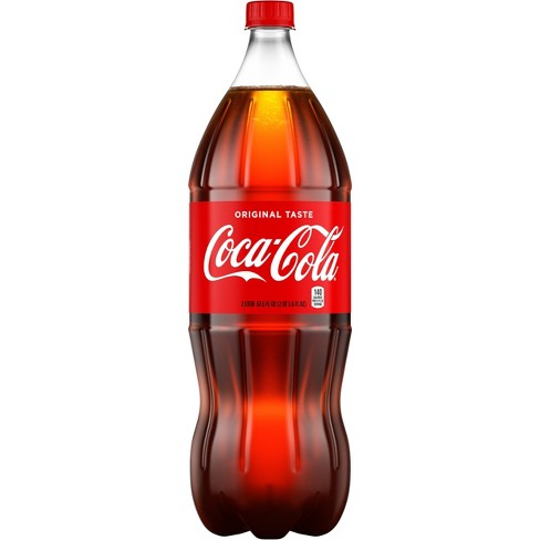 Coca Cola 2 L Bottle Target
