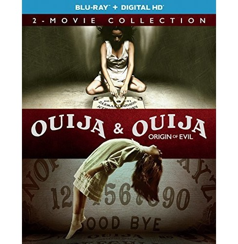 Ouija:2 Movie Collection (Blu-ray) - image 1 of 1