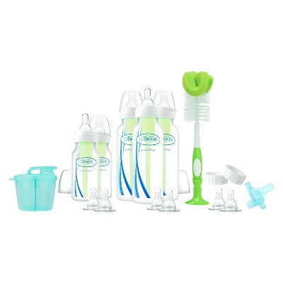 Dr. Brown's Options™ Complete Baby Bottle Gift Set