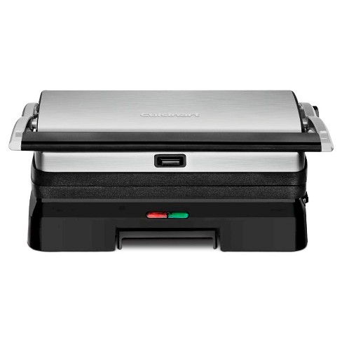 Cuisinart® Griddler Grill and Panini Press - Stainless Steel GR-11 - image 1 of 4