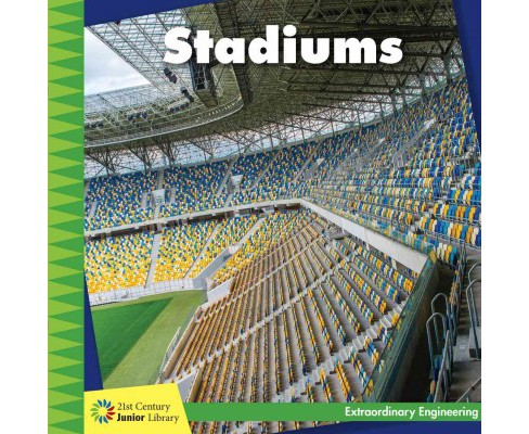 Stadiums (Paperback) (Virginia Loh-Hagan) - image 1 of 1