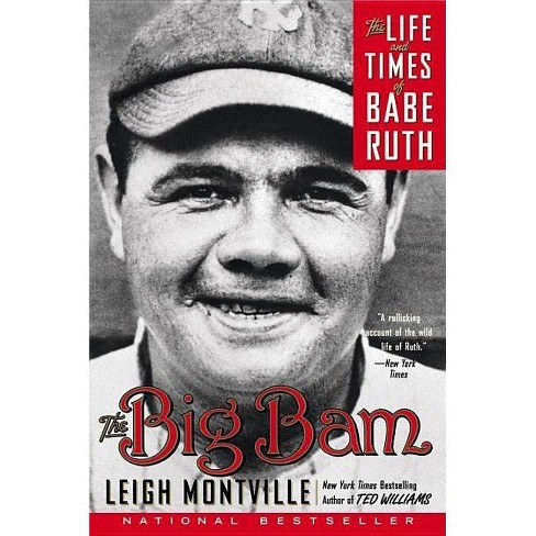 The Big Bam - by  Leigh Montville (Paperback) - image 1 of 1