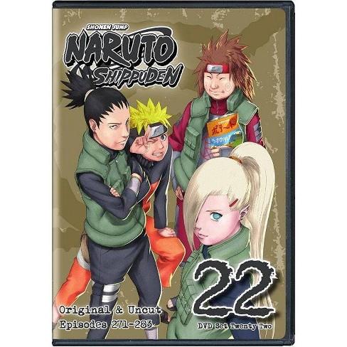 Naruto Shippuden: Box Set 22 (DVD) - image 1 of 1