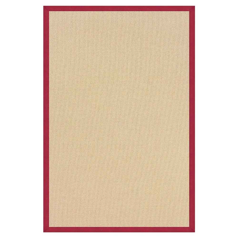 Athena Wool Runner - Red (2'6 X 12')