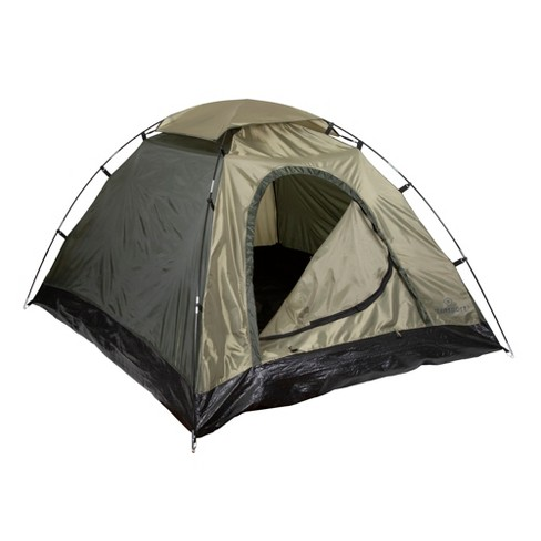 Stansport Buddy Hunter 2 Person Dome Tent Olive Drab - image 1 of 4