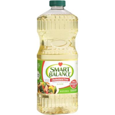 Cooking Oils: Smart Balance Natural Blend Vegetable Oil