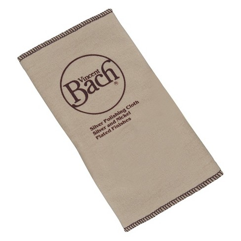 Bach Deluxe Silver Polishing Cloth Beige - image 1 of 1