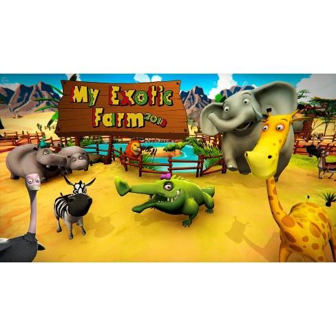 My Exotic Farm 2018 - Nintendo Switch (Digital) - image 1 of 4