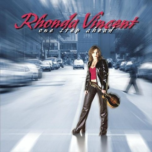 Rhonda vincent - One step ahead (CD) - image 1 of 1