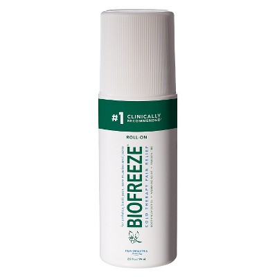 Biofreeze Pain Relieving Roll-On - 2.5 Fl Oz