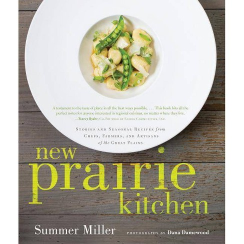 New Prairie Kitchen - by  Summer Miller (Hardcover) - image 1 of 1