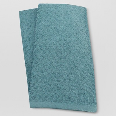 2pk Blue Kitchen Towel - Threshold™