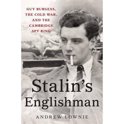 Stalin's Englishman - by  Andrew Lownie (Hardcover) - image 1 of 1