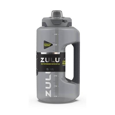 Zulu Goals 64oz Half Gallon Plastic Jug