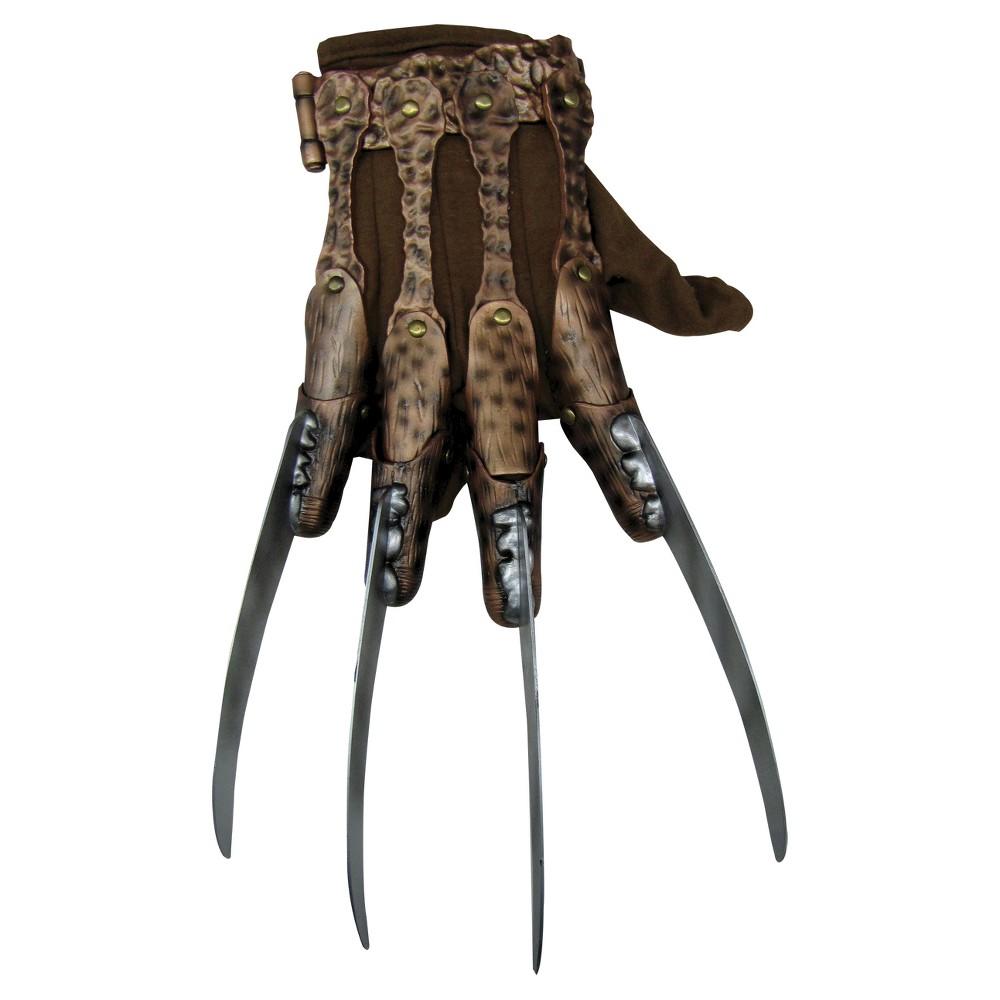 Freddy Deluxe Glove Adult, Men's, Brown
