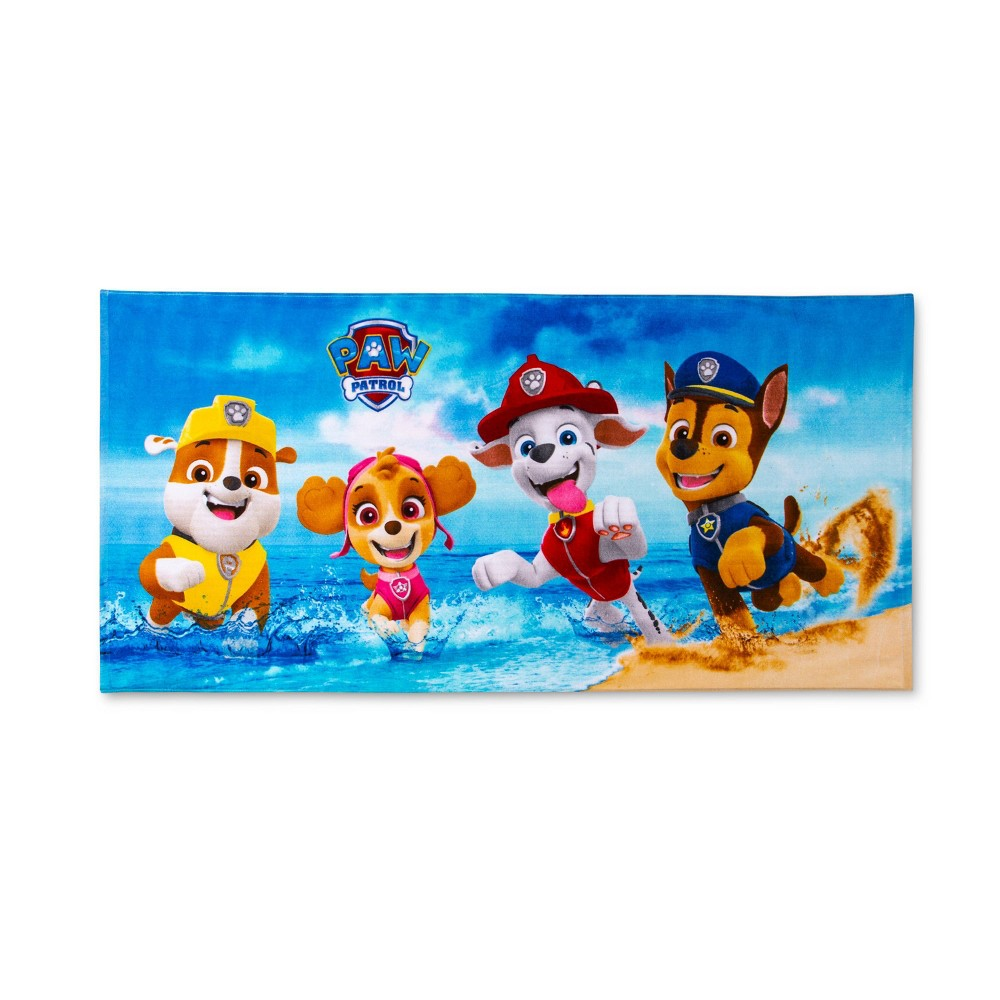 Image of PAW Patrol Cool Patrol Bath Towel - Nickelodeon