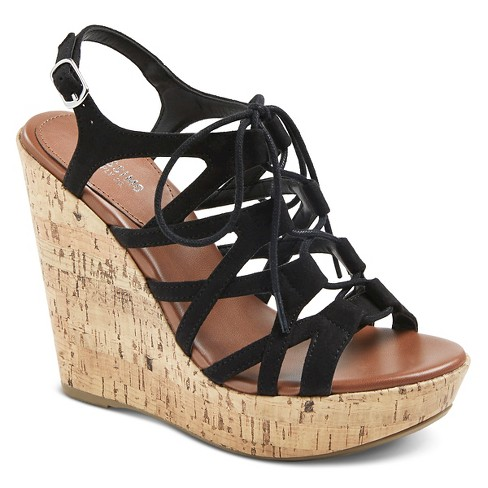 Women's Selena Gladiator Sandals Mossimo Supply Co.™ - image 1 of 3