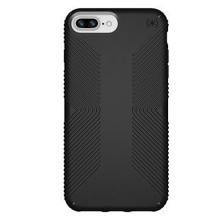 Speck Apple iPhone 8 Plus/7 Plus/6s Plus/6 Plus Case Presidio Grip - Black