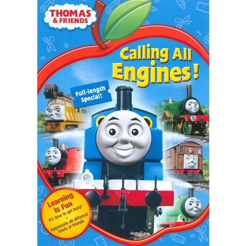 Thomas & Friends: Calling All Engines [Back to School Packaging] - image 1 of 1